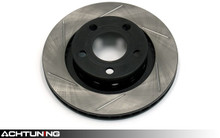 StopTech 126.33069SR 256mm Slotted Right Rear Rotor Audi and Volkswagen