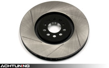 StopTech 126.33087SR 345mm Slotted Right Front Rotor Audi B6 and B7 S4