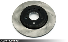 StopTech 126.33097SR 287mm Slotted Right Rear Rotor Audi B7 A4
