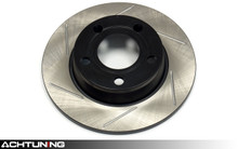 StopTech 126.33131SR 272mm Slotted Right Rear Rotor Audi and Volkswagen
