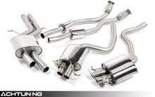 Milltek SSXAU267 Full Valved Street Exhaust Audi B8 RS5