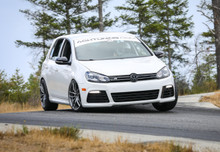 MK6 VW Golf R with Hartmann FF-003