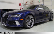 Hartmann FF-003-CG 20x9.5 ET29 Wheel on Audi C7 RS7