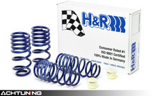 H&R 28880-2 Sport Springs Porsche 991 Carrera 4 and GTS