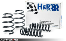 H&R 29076-5 Sport Springs Mercedes-Benz W204 C300 and C350 4Matic