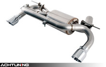 AWE Tuning 3010-32032 Axleback Dual Tip Touring Exhaust BMW F3x 340i and 440i