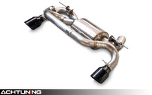 AWE Tuning 3010-33030 Axleback Dual Tip Touring Exhaust BMW F3x 335i and 435i