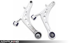 SuperPro ALOY0017K Supaloy Front Control Arm Double Offset Kit Subaru