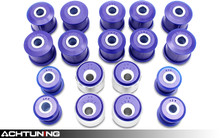 SuperPro KIT058ADJXK Front and Rear Complete Double Offset Bushing Kit Lexus and Toyota