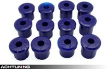 SuperPro KIT194K Rear Leaf Spring Bushing Kit Toyota Land Cruiser