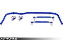 SuperPro RC0033FZ-24KIT 24mm Front Adjustable Sway Bar and End Link Kit Audi and VW