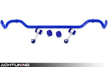 SuperPro RC0033RZ-22KIT 22mm Rear Adjustable Sway Bar and Link Kit Audi and VW