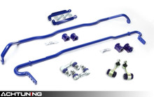 SuperPro RCWRX050KIT 26mm Front and 24mm Rear Sway Bar and End Link Bushing Kit Subaru WRX