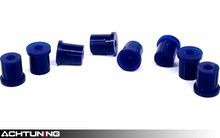 SuperPro SPF0049K Rear Leaf Spring Rear Bushing Kit Toyota Corolla