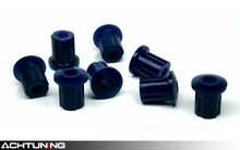 SuperPro SPF0106K Rear Leaf Spring Rear Bushing Kit Jeep CJ
