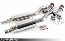 AWE Tuning 3215-11046 Resonated Downpipes Audi B8 RS5