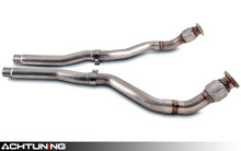 AWE Tuning 3220-11016 Non-Resonated Downpipes Audi B8 Q5 and SQ5 3.0T
