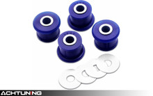 SuperPro SPF1786K Rear Control Arm Front Inner and Outer Bushing Kit Mazda 323