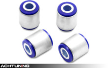 SuperPro SPF2323K Rear Toe Control Arm Lower Inner and Outer Bushing Kit Mazda and Volvo