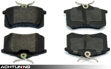 Centric 104.03400 Semi-Metallic Rear Brake Pads Audi and VW