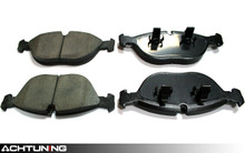 Centric 104.06820 Semi-Metallic Front Brake Pads Audi and VW