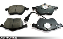 Centric 104.06871 Semi-Metallic Front Brake Pads Audi and Volkswagen