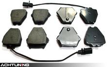 Centric 104.08390 Semi-Metallic Front Brake Pads Audi and Volkswagen
