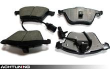 Centric 104.09150 Semi-Metallic Front Brake Pads Audi C5