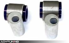 SuperPro SPF3321K Rear Control Arm Lower Rear Inner Double Offset Bushing Kit Infiniti and Nissan