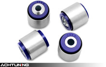SuperPro SPF3955K Rear Forward Control Arm Upper Inner and Outer Bushing Kit BMW
