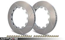 Girodisc D2-149 Rear Brake Rotor Ring Pair Audi B8 RS5