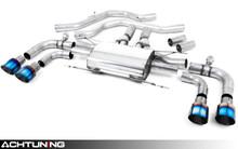 Milltek SSXAR15 Axle-back Exhaust Alfa Romeo Giulia Quadrifoglio