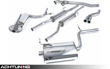 Milltek SSXAU089 Catback Exhaust Audi B6 A4 1.8T Quattro 5-SP