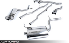 Milltek SSXAU509 Catback Exhaust Audi B6 A4 1.8T Quattro 5-SP