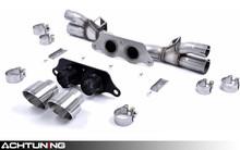 Milltek SSXPO126 Rear Silencer Delete Porsche 911 991.1 GT3 and GT3 RS