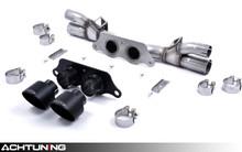 Milltek SSXPO127 Rear Silencer Delete Porsche 911 991.1 GT3 and GT3 RS
