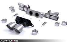 Milltek SSXPO128 Rear Silencer Delete Porsche 911 991.1 GT3 and GT3 RS