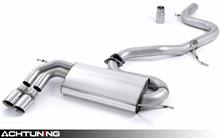 Milltek SSXVW265 Catback Exhaust Audi 8P A3 2WD 3 door and VW Mk5 GTI 2.0T FSI