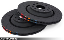 APR BRK00011 310mm Slotted Rear Brake Disc Pair Audi and VW