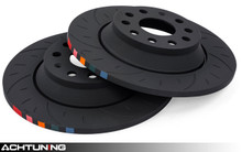 APR BRK00037 300mm Slotted Rear Brake Disc Pair Audi and VW