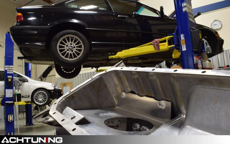 BMW Oil Pan Baffle Installation