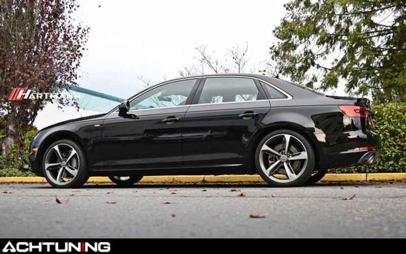 New Audi B9 A4 On Hrs7 163 Mam Hartmann Wheels Achtuning