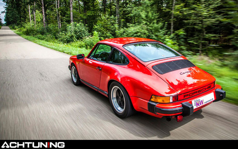 KW Compression and Rebound Adjustable V3's for early Porsche 911
