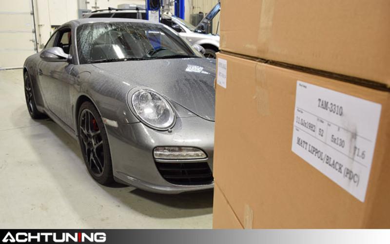 HPO-310 Hartmann Wheels for Porsche