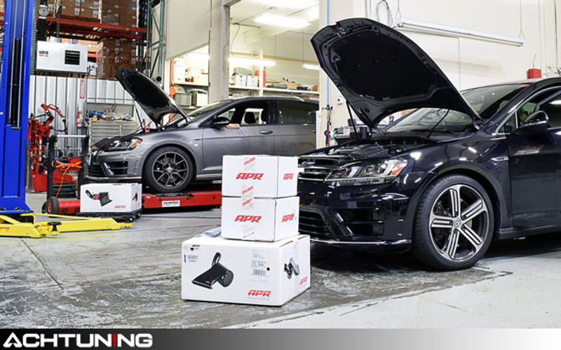 APR Upgrades For New Mk7 Golf R