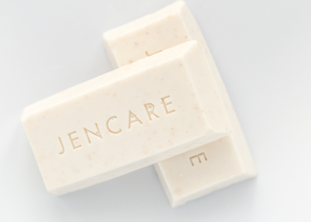 JENCARE Java all natural soap