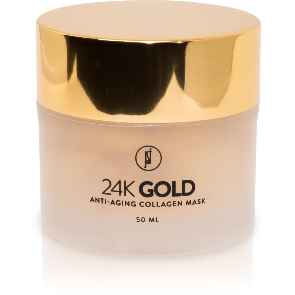 24K Gold Anti-aging Collagen Mask