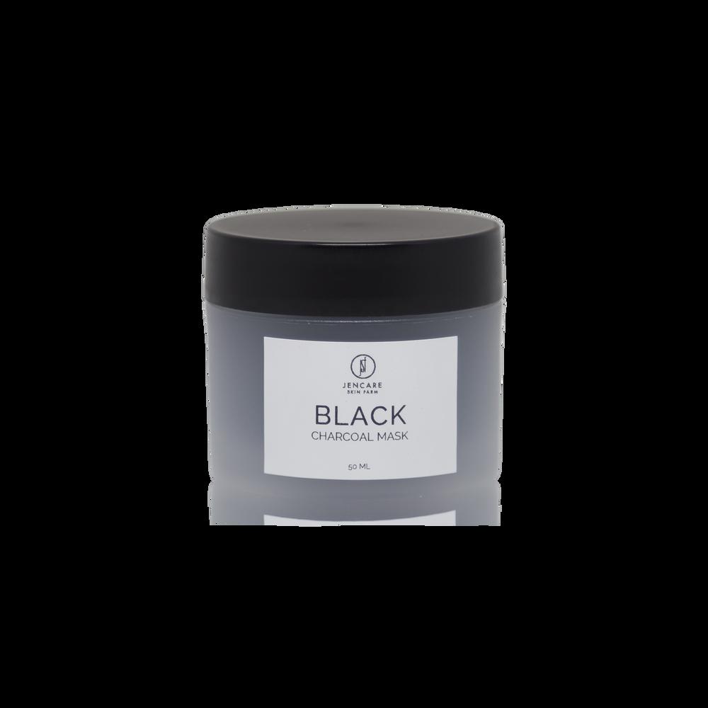 Jencare BLACK - Charcoal Mask