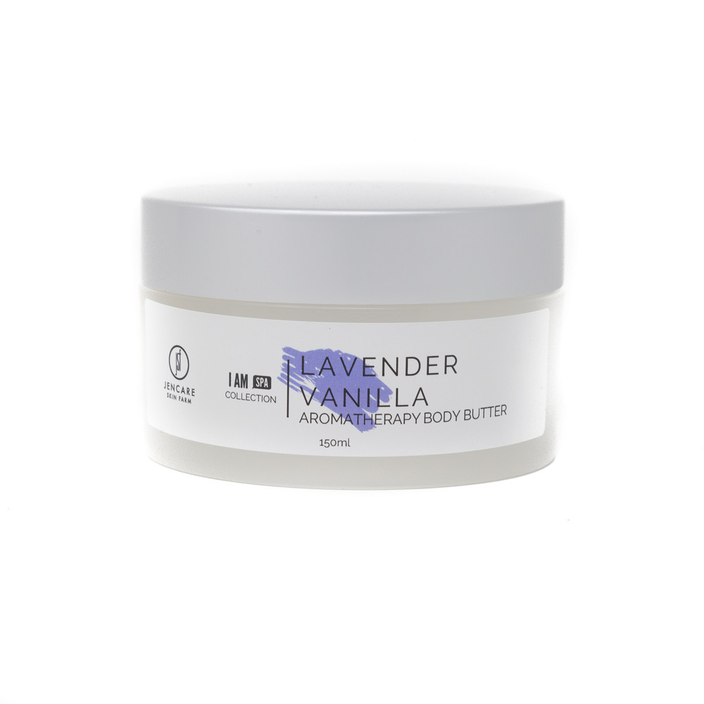Aromatherapy Body Butter - Lavender Vanilla