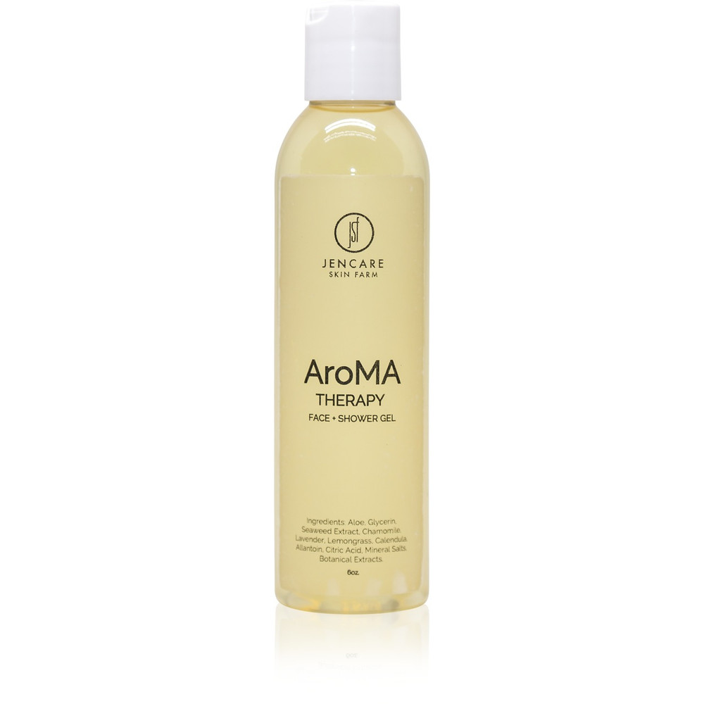 AroMA Therapy Face+Shower Gel